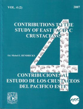 Contributions to the Study of East Pacific Crustaceans: Volume 4(2)