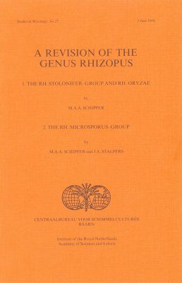 A Revision of the Genus Rhizopus