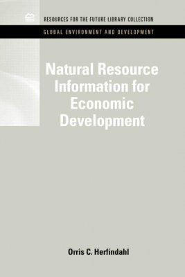 Natural Resource Information for Economic Development