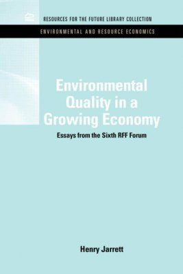Environmental Quality in a Growing Economy