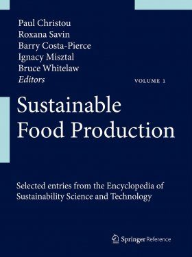 Sustainable Food Production (3-Volume Set)