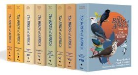 The Birds of Africa (8-Volume Set)