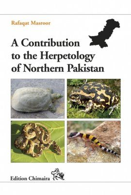 A Contribution to the Herpetology of Northern Pakistan