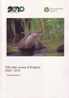 Fifth Otter Survey of England 2009-2010
