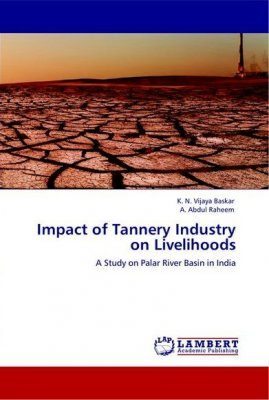Impact of Tannery Industry on Livelihoods