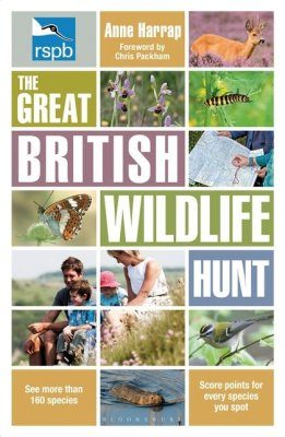 RSPB The Great British Wildlife Hunt