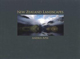 New Zealand Landscapes (Deluxe Edition)