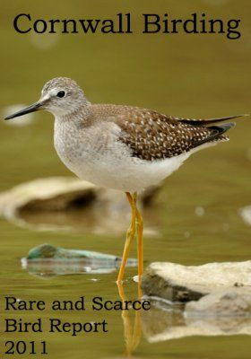 Cornwall Birding Rare and Scarce Bird Report 2011