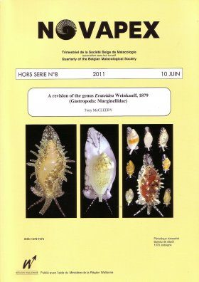 A Revision of the Genus Eratoidea Weinkauff, 1879 (Gastropoda: Marginellidae)