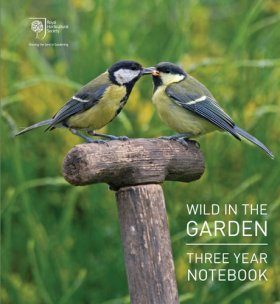 RHS Wild in the Garden Three Year Notebook