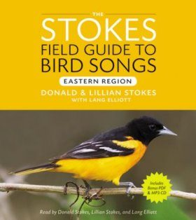 Stokes Field Guide to Bird Songs: Eastern Region (4CD)