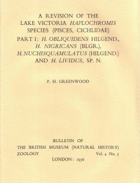 Bulletin of the British Museum (Zoology), Vol. 4, No. 5
