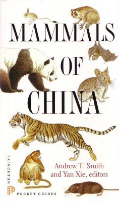 Mammals of China (Pocket Edition)
