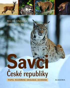 Savci České Republiky [Mammals of the Czech Republic]