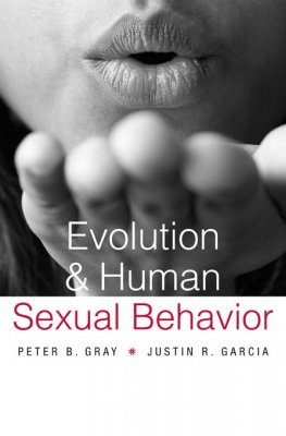 Evolution & Human Sexual Behavior