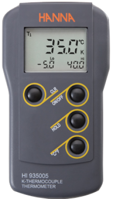 Waterproof Digital K-Type Thermometer