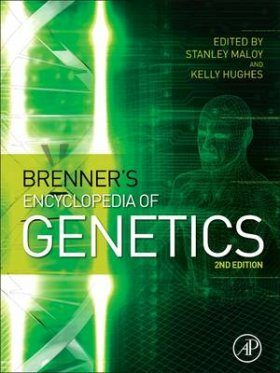 Brenner's Encyclopedia of Genetics (7-Volume Set)