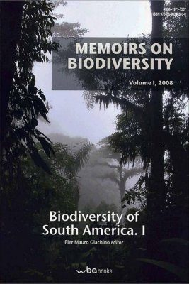 Biodiversity of South America, Volume 1