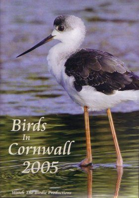 Birds in Cornwall 2005 (All Regions)
