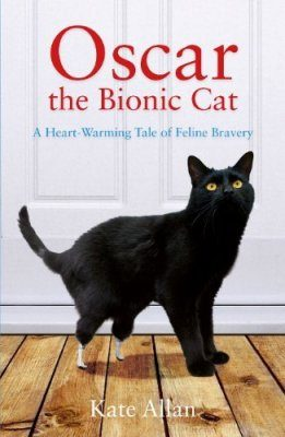 Oscar: The Bionic Cat