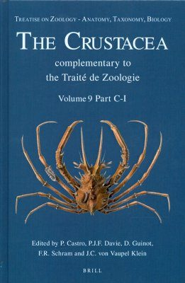 The Crustacea, Volume 9, Part C: Brachyura (2-Volume Set)