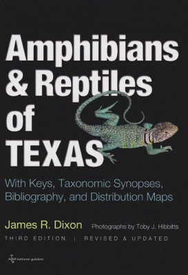 Amphibians and Reptiles of Texas