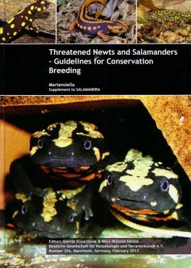 Threatened Newts and Salamanders