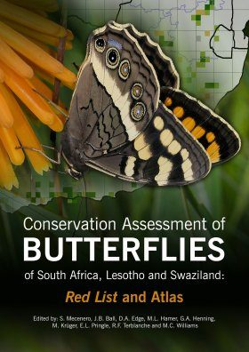Conservation Assessment of Butterflies of South Africa, Lesotho and Swaziland