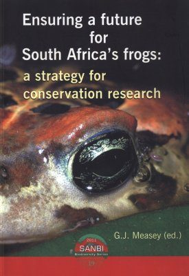 Ensuring a Future for South Africa's Frogs