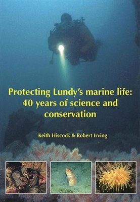 Protecting Lundy's Marine Life