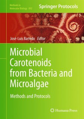 Microbial Carotenoids from Bacteria and Microalgae