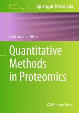 Quantitative Methods in Proteomics