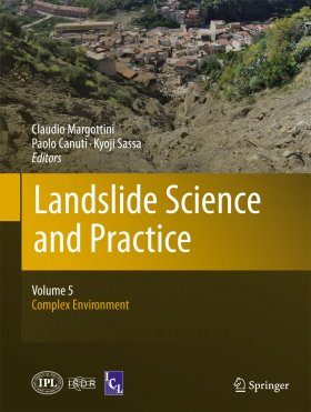 Landslide Science and Practice, Volume 5