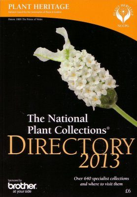 The National Plant Collections Directory 2013