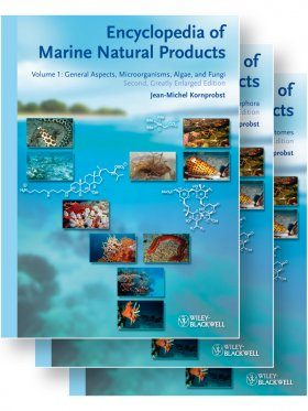 Encyclopedia of Marine Natural Products (3-Volume Set)
