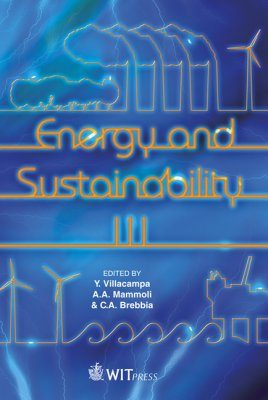 Energy and Sustainability III