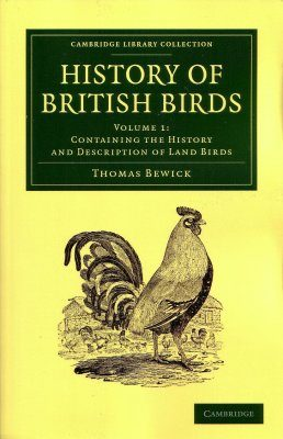 History of British Birds, Volume 1