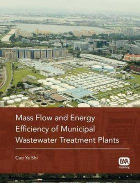 Mass Flow and Energy Efficiency of Municipal Sewage Treatment Plant