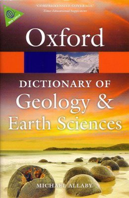 Dictionary of Geology & Earth Sciences