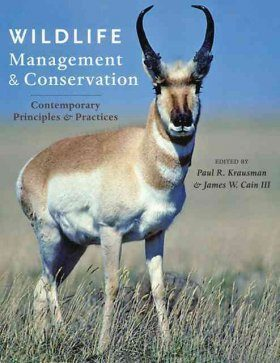 Wildlife Management & Conservation
