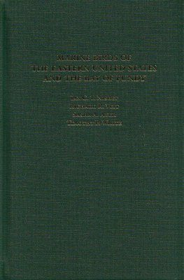 Marine Birds of the Eastern United States and the Bay of Fundy