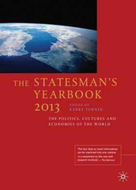 The Statesman's Yearbook 2013