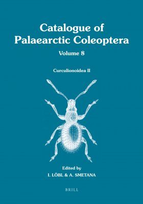 Catalogue of Palaearctic Coleoptera, Volume 8