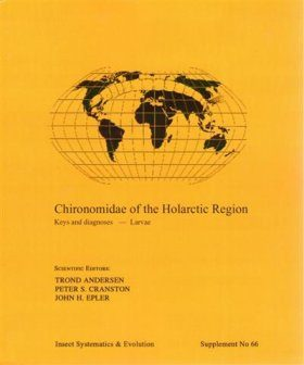 Chironomidae of the Holarctic Region: Keys and Diagnoses, Part 1: Larvae