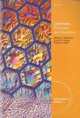 Chemistry: Principles and Reactions (International Edition)