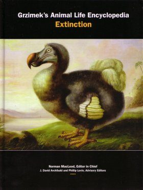 Grzimek's Animal Life Encyclopedia, Extinction (2-Volume Set)