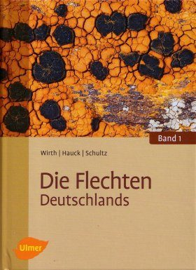 Die Flechten Deutschlands (2-Volume Set) [Lichens of Germany]
