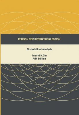 Biostatistical Analysis (International Edition)