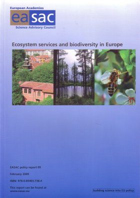Ecosystem Services and Biodiversity in Europe