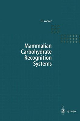 Mammalian Carbohydrate Recognition Systems
